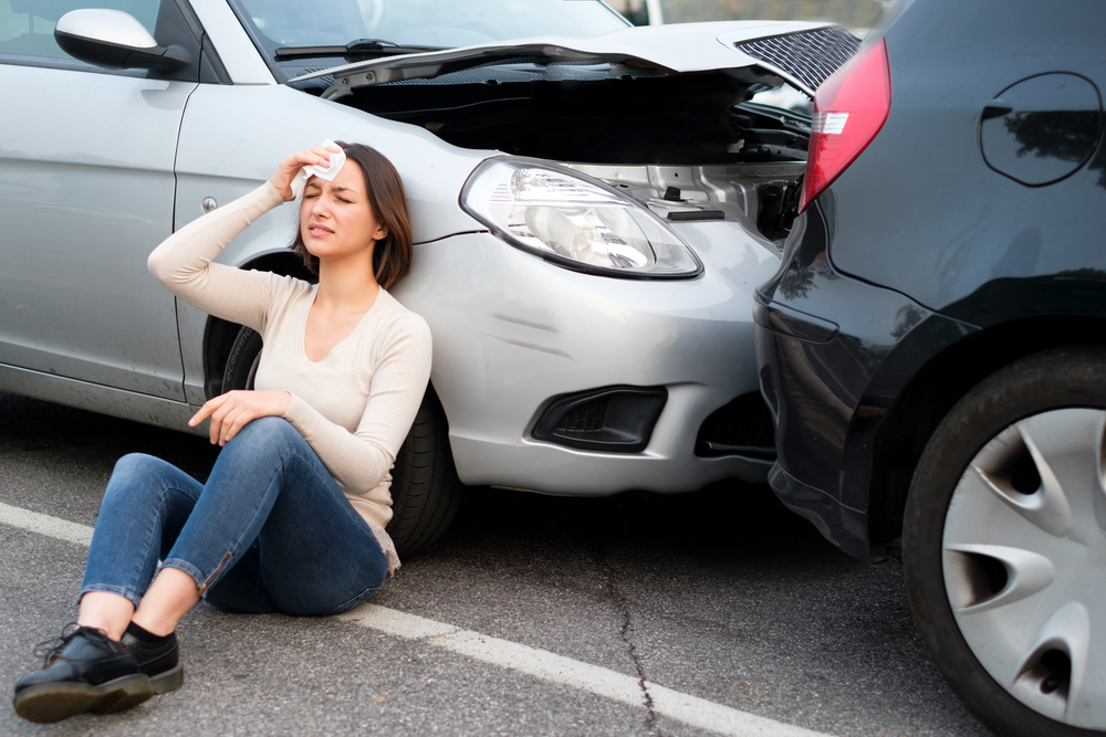 Getting in an accident is a very stressful event, but it's even more stressful if you don't know your insurance!